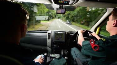 Ambulance feature -