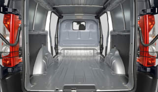 Choosing options for your van