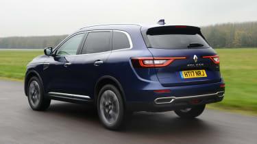 Renault Koleos - rear