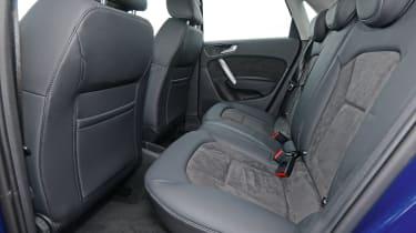 Audi A1 Sportback - rear seats