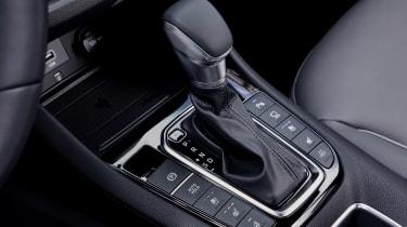 Hyundai Ioniq Plug-in - transmission