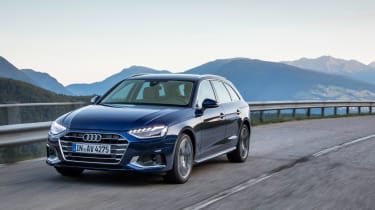 New Audi A4 Avant 2019 review