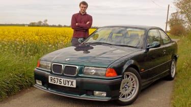 Auto Express: our cars - BMW E36