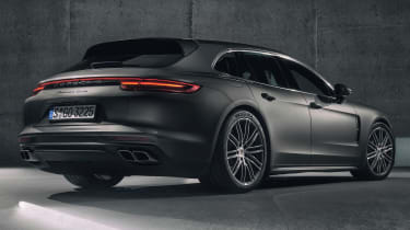 Porsche Panamera Sport Turismo - rear quarter low