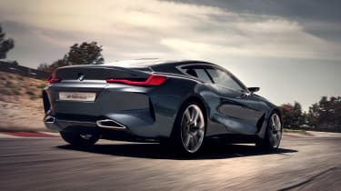 BMW Concept 8 Series - rear