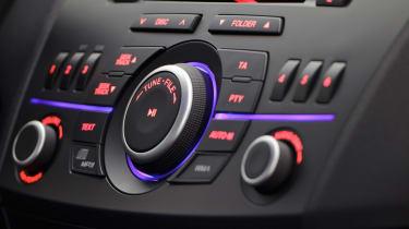Mazda 3 MPS detail