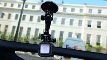 Driver Emotion Test - windscreen sensor