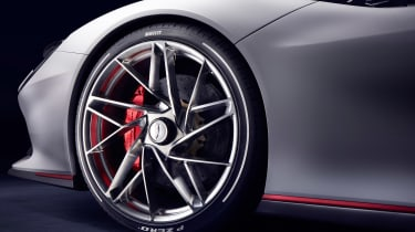 Pininfarina Battista - wheel