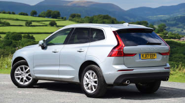 Volvo XC60 - rear static