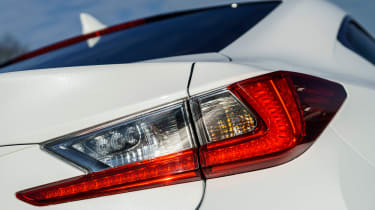 Lexus RC - rear light
