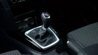 Kia Ceed SW - transmission