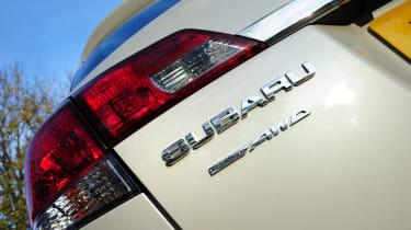 Subaru Legacy detail