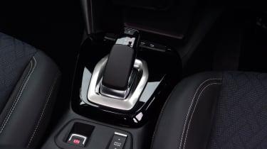Vauxhall Corsa-e - gear selector