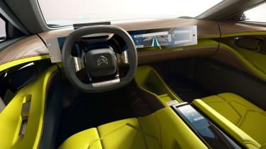 Citroen CXPERIENCE - interior