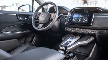 Honda Clarity - interior