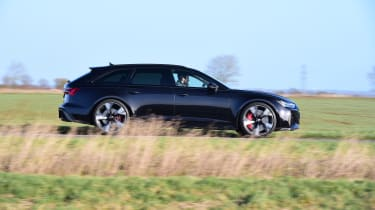 Audi RS6 2020 review