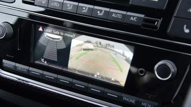 Volkswagen up! - screen