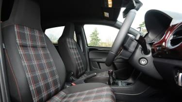 Volkswagen up! - driver's seat