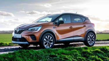 Renault Captur static