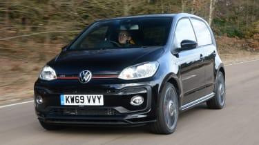 Volkswagen up! - front