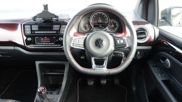 Volkswagen up! - cabin