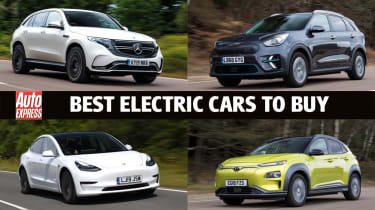 Looking to drive around emissions-free? These electric cars may tempt you...