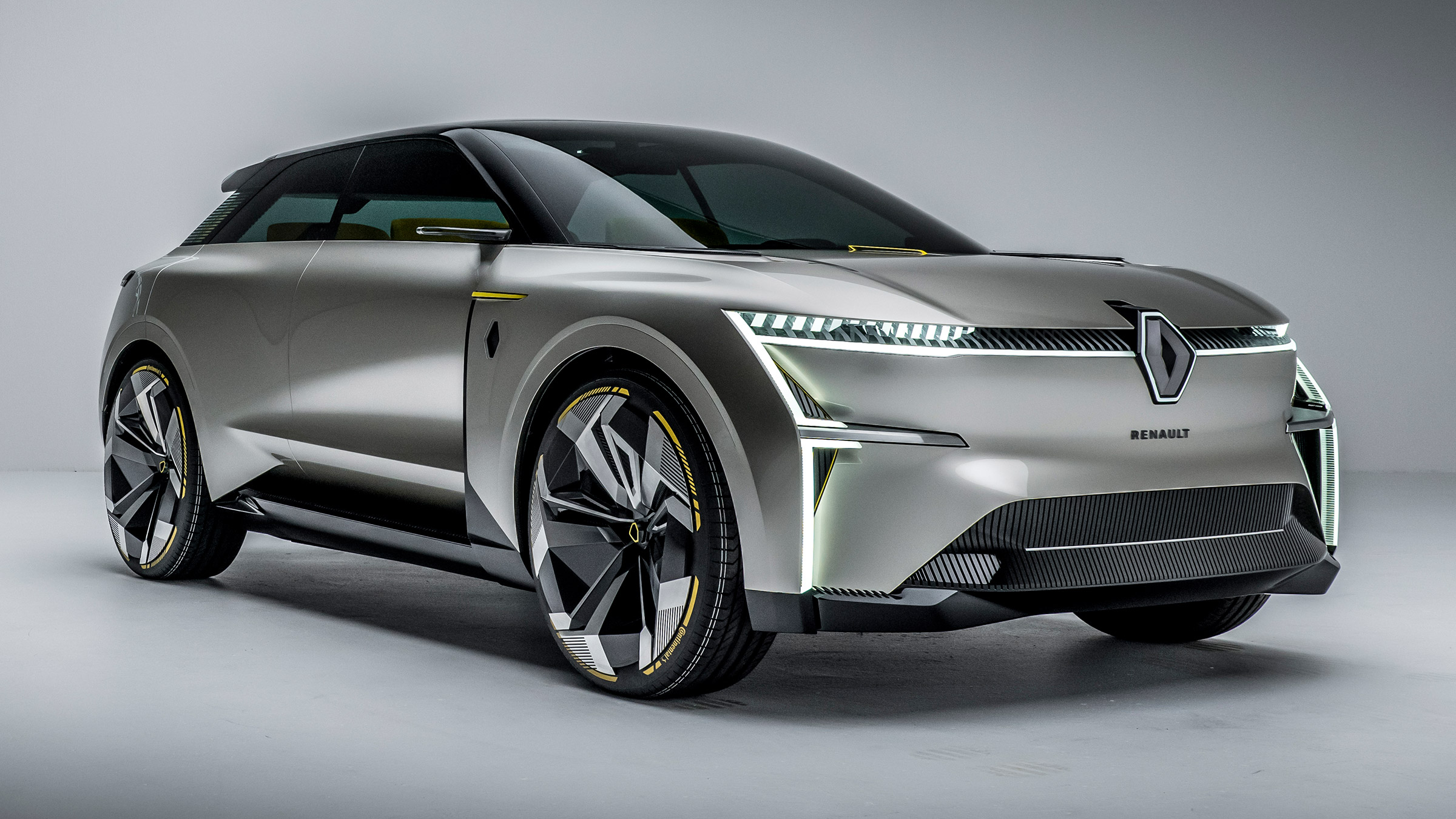 New Renault Morphoz Concept Previews Future Ev And Can Grow In Size Auto Express