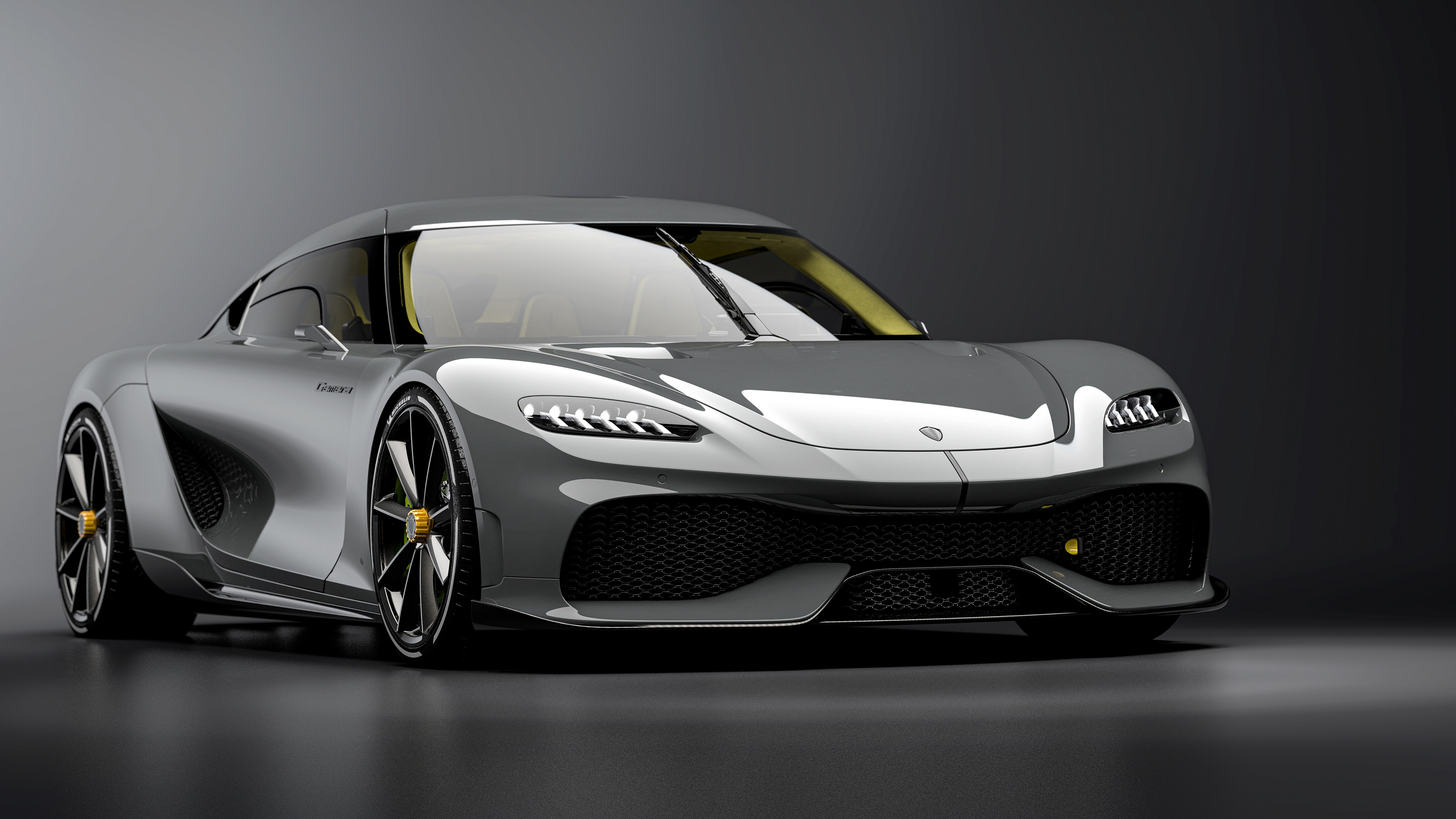 New Koenigsegg Gemera Is A Four Door Hypercar With 1